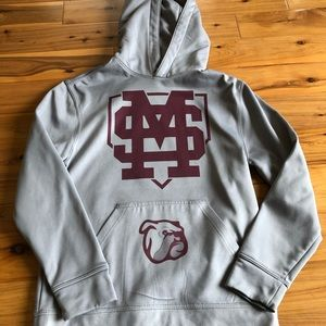 Youth Mississippi state hoodie
